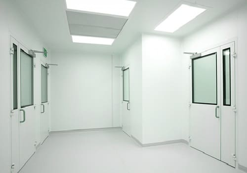 First Cleanroom Project
